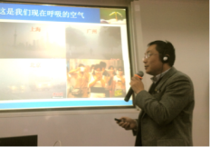 Simultaneous Translation of Coca-Cola Exec in China
